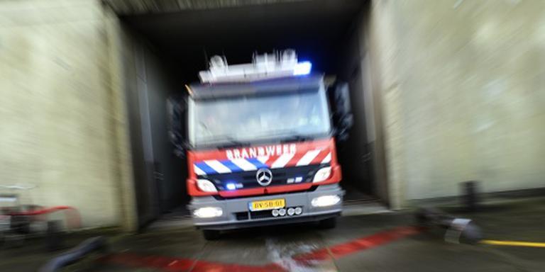 Grote brand in bedrijfspand Rotterdam