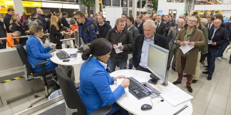 'Actie bij KLM treft vrachtafhandeling'