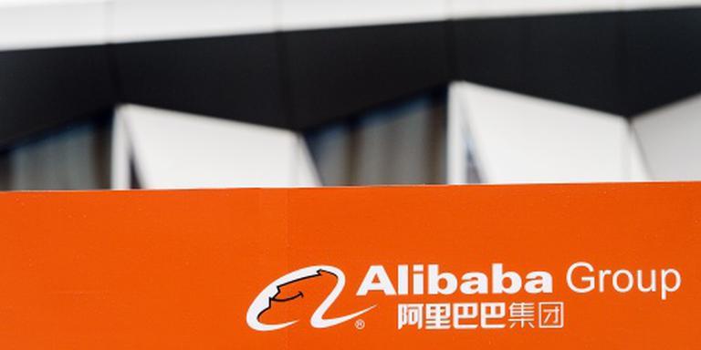 Internetreus Alibaba rekent op forse groei