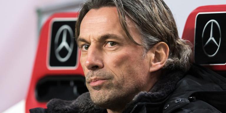Maas nieuwe trainer SC Cambuur