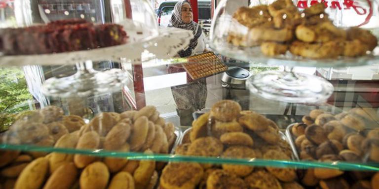 Suikerfeest markeert einde ramadan