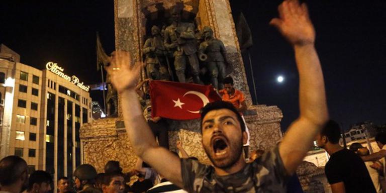 'Enkele plegers coup gearresteerd'