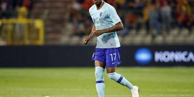 Rosario baalt na debuut voor Oranje