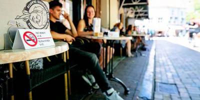 Handhaving verbod rookruimtes vanaf 1 april