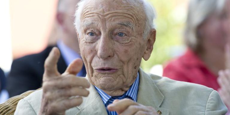 Duitse oud-president Scheel overleden