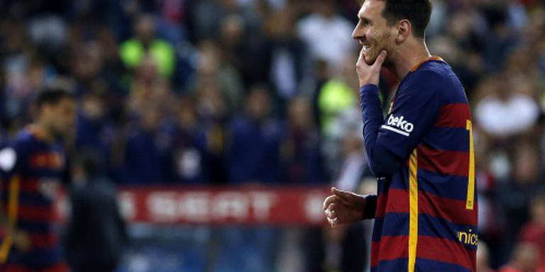 Guardiola: Messi hoort bij Barcelona