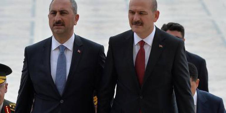 Tegenmaatregelen Turkije tegen VS