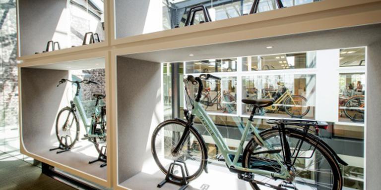 Nederland exporteert meer fietsen