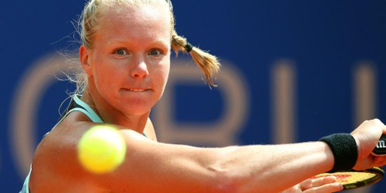Bertens wint voor tweede keer WTA-toernooi