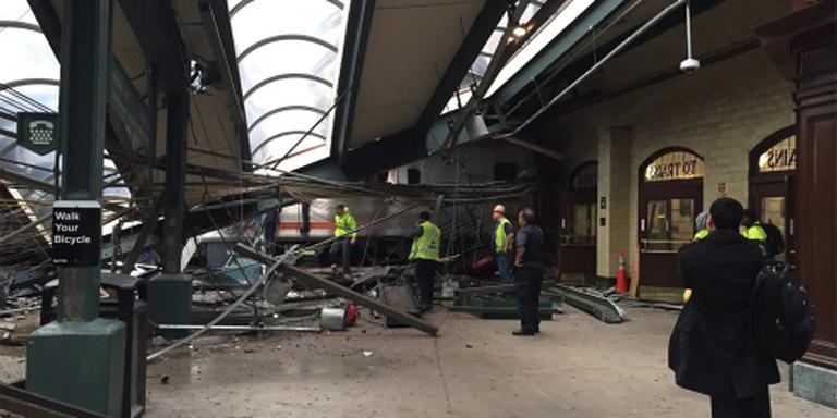 Dode en gewonden door treinongeval Hoboken