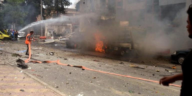 Gevechtsvliegtuig neergestort bij Aleppo