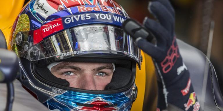 Verstappen gaat voor podium in Montreal