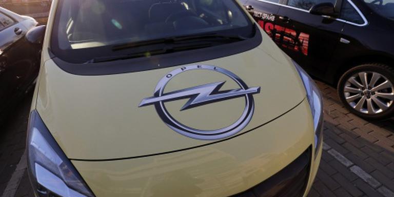 Opel op matje geroepen in Duitsland