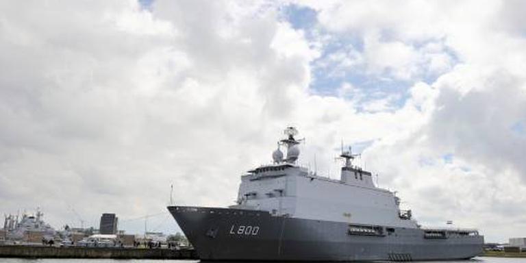 Australisch stel koopt oorlogsschip