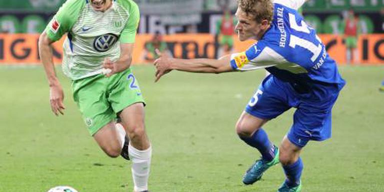 VfL Wolfsburg op voorsprong