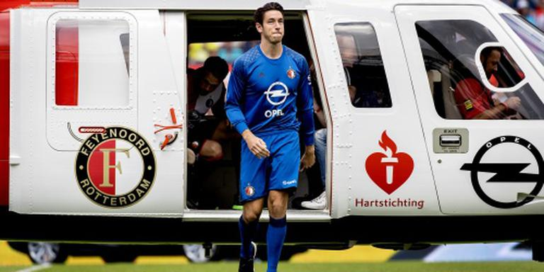 Jones debuteert voor Feyenoord in Groningen