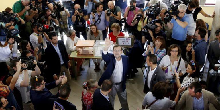 Conservatieve PP winnaar Spaanse verkiezingen