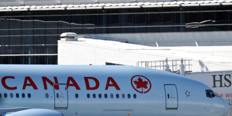 Vliegtuig maakt noodlanding door turbulentie