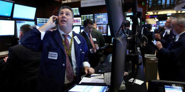 Wall Street hoger na cijferstroom