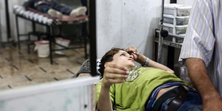 'Duizenden kinderen vast in oorlogsgebieden'