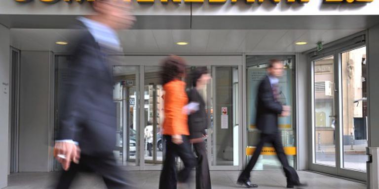 Onrust in bankensector houdt aan