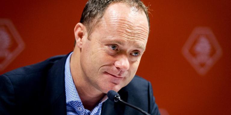 KNVB baalt van incidenten met 'fans'