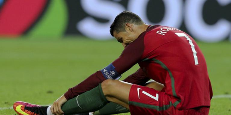 Ronaldo: dit is frustrerend