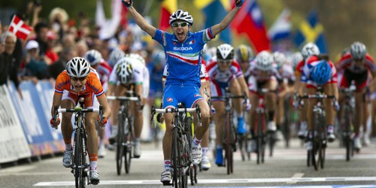 Bronzini sprint naar winst in Giro Rosa