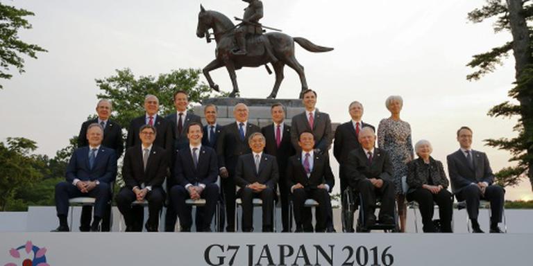 G7 bespreken crisis in overcapaciteit staal