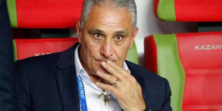 Brazilianen willen dat bondscoach Tite blijft