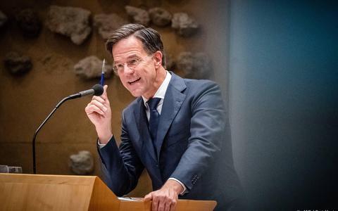 Rutte: klimaatmiljarden ook voor volgend jaar niet genoeg