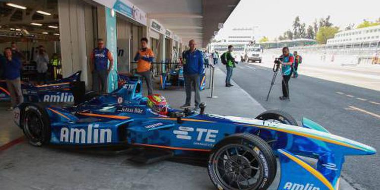Frijns valt uit bij DTM-race in Zandvoort