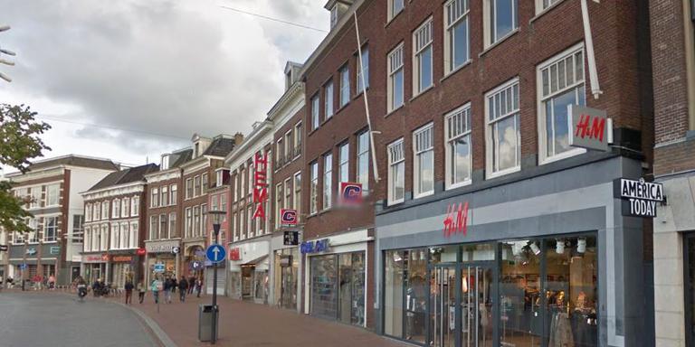 Nieuwestad Leeuwarden.