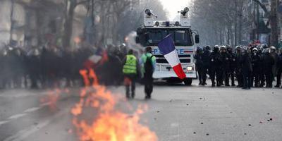 Rellen kosten Frankrijk 200 miljoen