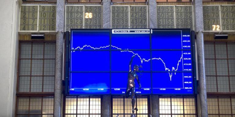 Winsten op Europese beursvloeren