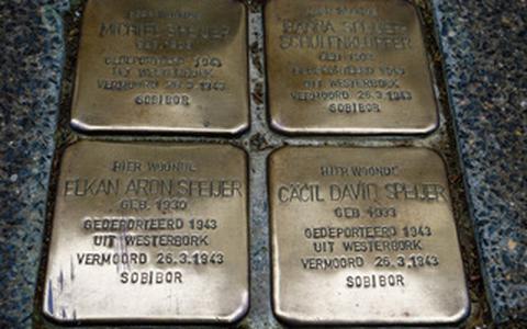 Bekijk de sporen die herinneren aan de Joodse gemeenschap van Harlingen