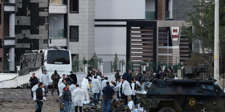 Turkije pakt verdachte aanslag Diyarbakir