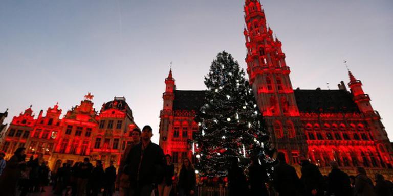 Oudejaarsfeesten Brussel afgelast om dreiging
