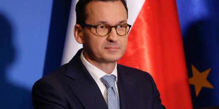 Poolse premier onder vuur in EU-parlement