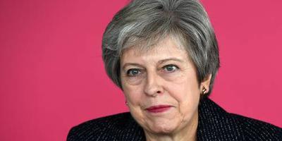 May gaat iets zeggen over brexit-impasse