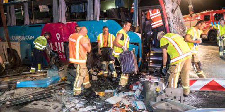Chauffeur verongelukte bus had voldoende rust