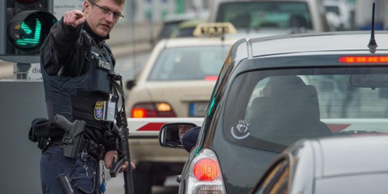 Duitsland verscherpt bewaking grenzen