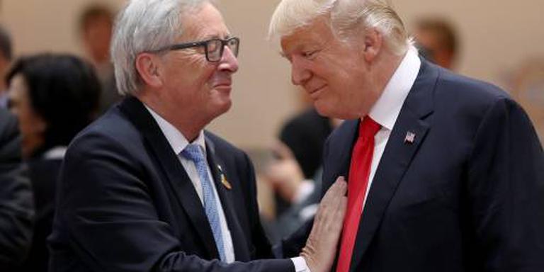 Juncker: Trump noemde me een 'killer'