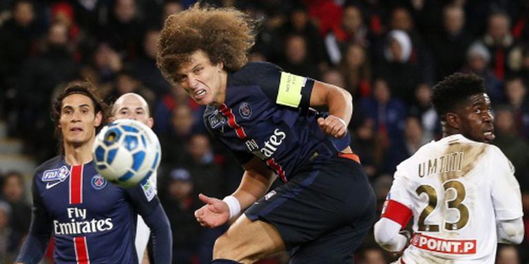 Luiz terug bij Chelsea