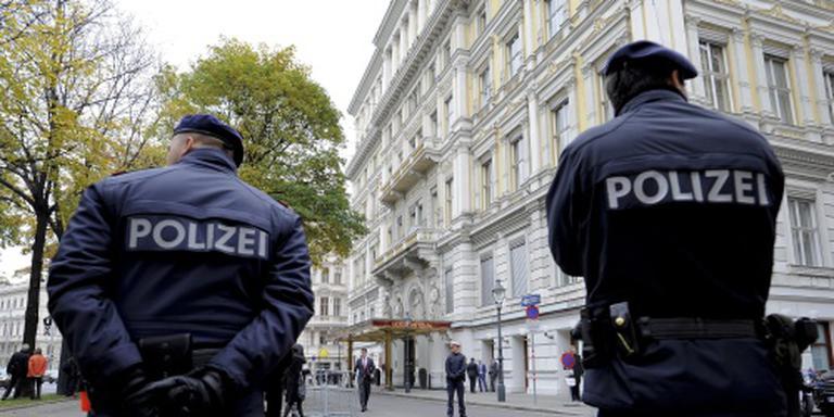 Politie Wenen werkt aan dreiging aanslag