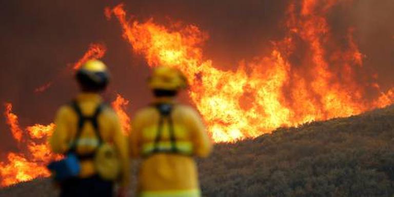Natuurbranden zijn grootste ooit in Californië