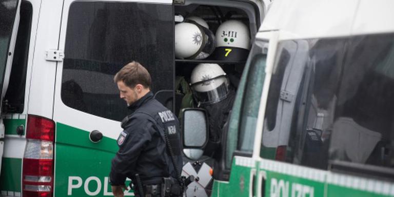 Duitser aangehouden voor beramen aanslag