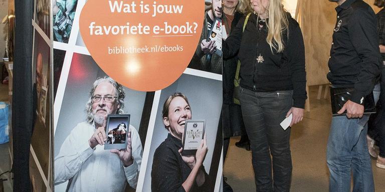 Fotohokje promotie e-books komt naar Leeuwarden