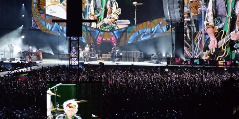 Tienduizenden bij Rolling Stones op Cuba