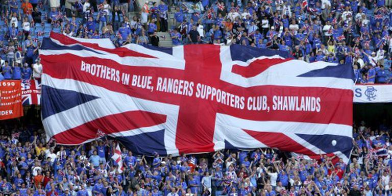 Rangers viert rentree met punt
